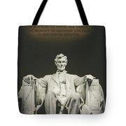 Enshrined Tote Bag