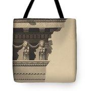 Entablature Tote Bag