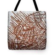 Enter - Tile Tote Bag