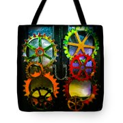 Enter Chained Melody  Tote Bag