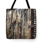 Enter The Barn Tote Bag