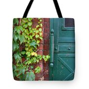 Enter Vine Door Tote Bag