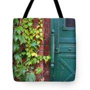 Enter Vine Door Tote Bag