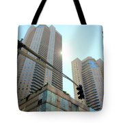 Entersection Tote Bag