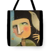 Entertaining The Muse Tote Bag