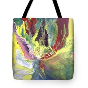 Entity From The Fourth Dimension Tote Bag