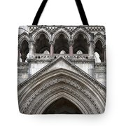 Entrance Arches Tote Bag