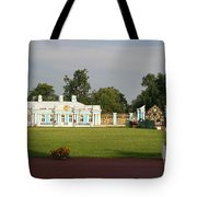 Entrance Katharinen Palace Tote Bag