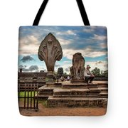 Entrance To Angkor Wat  Tote Bag