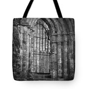 Entrance To Cong Abbey Cong Ireland Tote Bag