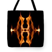 Entrance To Darkness Tote Bag
