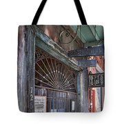 Entrance To Preservation Hall, New Orleans Tote Bag