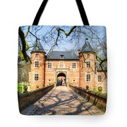 Entrance To The Castle, Belgium Tote Bag