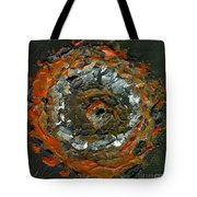 Entranced By A Fiery Vision Tote Bag