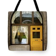 Entry Geometrics Tote Bag