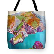 Entry To Balaklaw Tote Bag