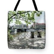 Entry To Prague Tote Bag