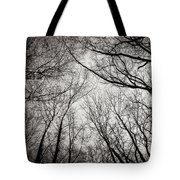 Entwined In The Sky Tote Bag