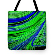 Environmental Ebb Tote Bag by Will Borden