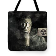 Nuclear Threat Tote Bag