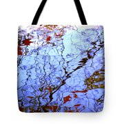 Envisioned Flow Tote Bag