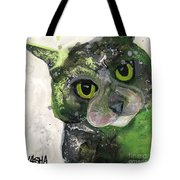 Envy-much Tote Bag