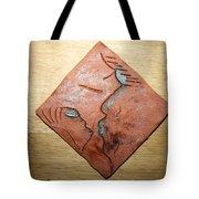 Eona - Tile Tote Bag