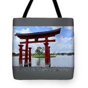 Epcot Japan Tote Bag