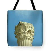 Ephesian Column Tote Bag