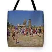 Ephesis Period Performers Tote Bag