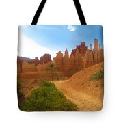Epic Bryce Canyon Tote Bag