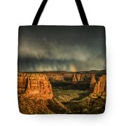 Epic Monument Sunset #3 Tote Bag