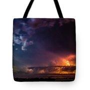 Epic Nebraska Lightning 004 Tote Bag
