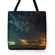 Epic Nebraska Lightning 005 Tote Bag