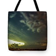 Epic Nebraska Lightning 006 Tote Bag