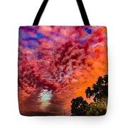 Epic Sunset Tote Bag