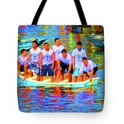 Epiphany Boys Tote Bag