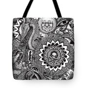 Epiphany Tote Bag by Tobey Anderson