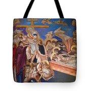 Epitaph Tote Bag