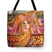 Epona, Protectress, Independence, Vitality Tote Bag