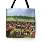 Epsom Races - The Betting Post Tote Bag