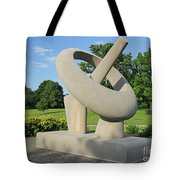 Equatorial Sundial Crown Hill Cemetery Indianapolis Tote Bag