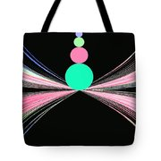 Equilibrium Tote Bag by Will Borden