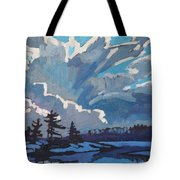 Equinox Cold Front Tote Bag