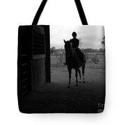 Equus Sapien I Tote Bag