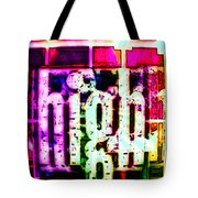 Eric Dolphy On A Jazz High Tote Bag
