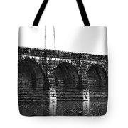 Erie Canal Aqueduct  Tote Bag