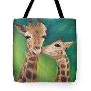 Erina's Giraffes Tote Bag