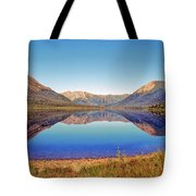 Ernie Lake Tote Bag