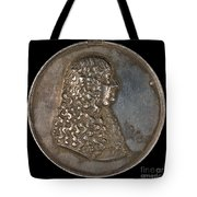 Ernst Bogislaus, Duke Of Croy And Arschott, Prince Of The Holy Roman Empire [obverse] Tote Bag